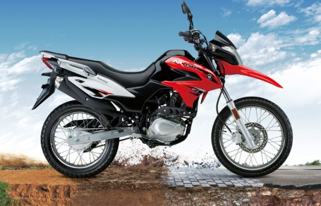 tabel Spesifikasi Suzuki DR150