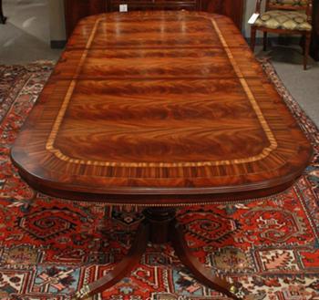contoh meja makan inlay