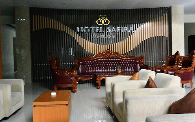 Lobi Hotel Safira Magelang