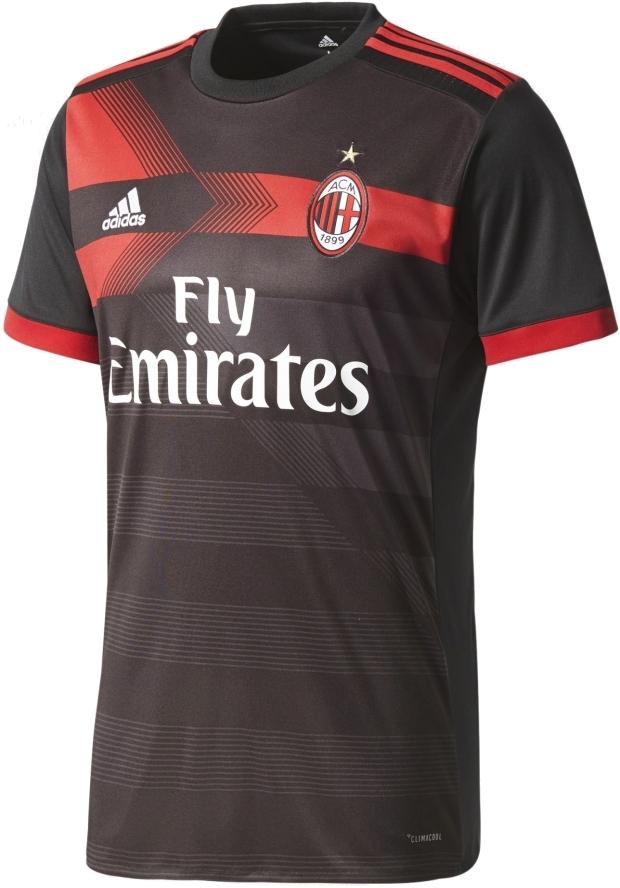 1d8fe64e0 Adidas lança a nova terceira camisa do Milan - Show de Camisas
