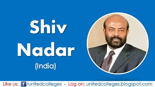 Shiv Nadar (India)