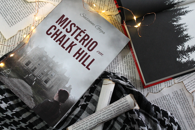 Mistério em Chalk Hill - Susanne Goga