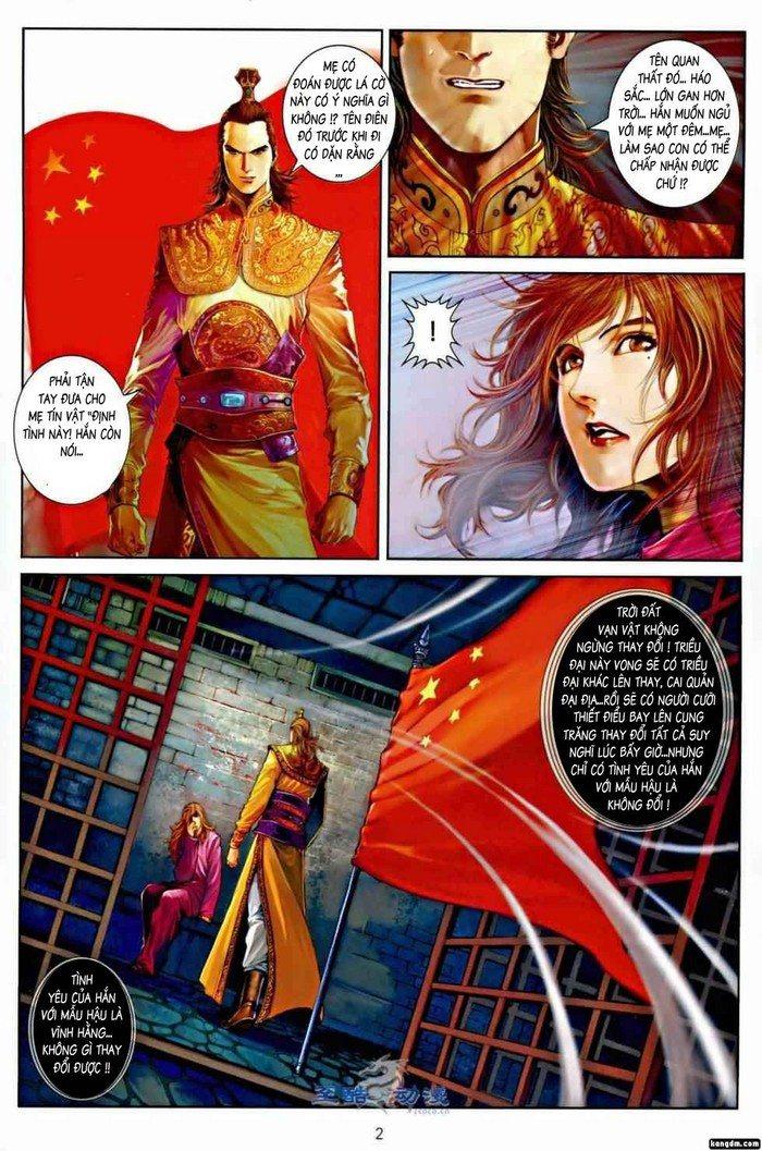 Ôn Thụy An Quần Hiệp Truyện chap 2 trang 2