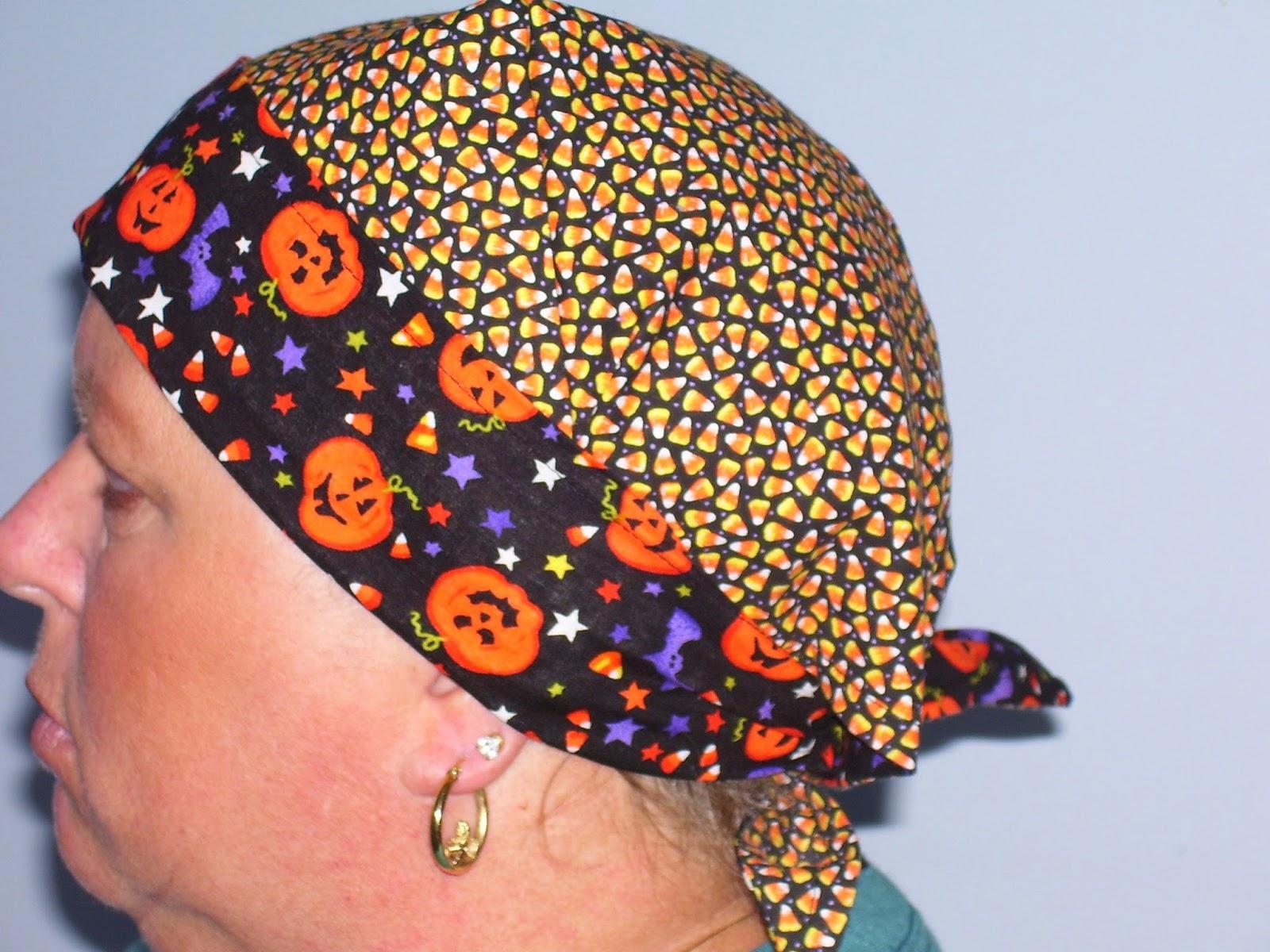 22 Applegate Lane: Chemo Scarf Pattern