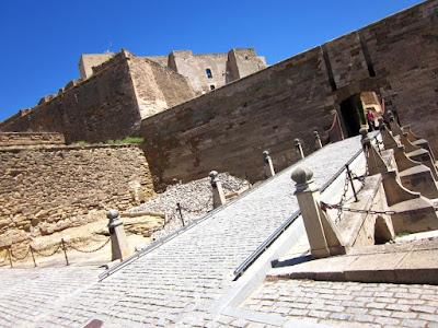 Seu Vella y Castillo del Rey