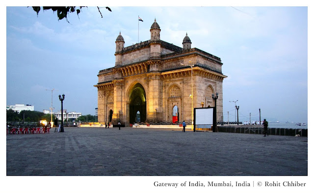 India: Planning a Stopover in Mumbai - Gateway of India - Ramble and Wander