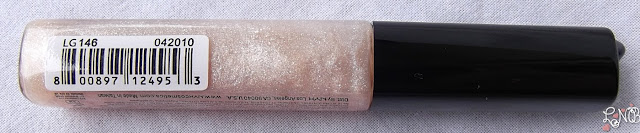 NYX  Mega Shine Lip Gloss  Baby Rose