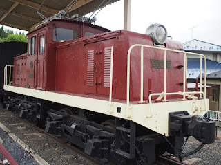 電気機関車 ED202