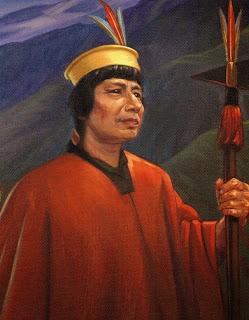 (1) Juan Santos Atahualpa