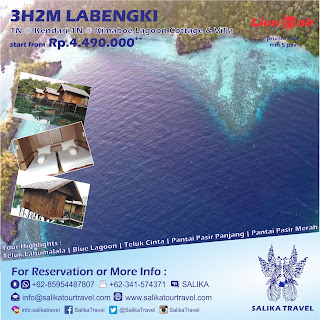 3H2M Pulau Labengki - Salika Travel