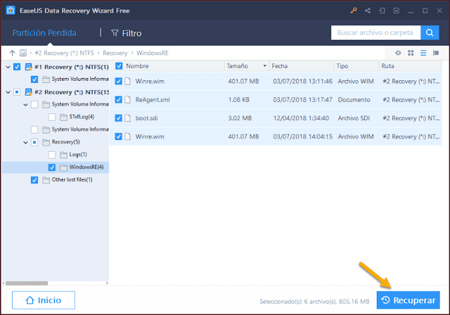 EaseUS Data Recovery Wizard Free 12.6 2018 Free Download