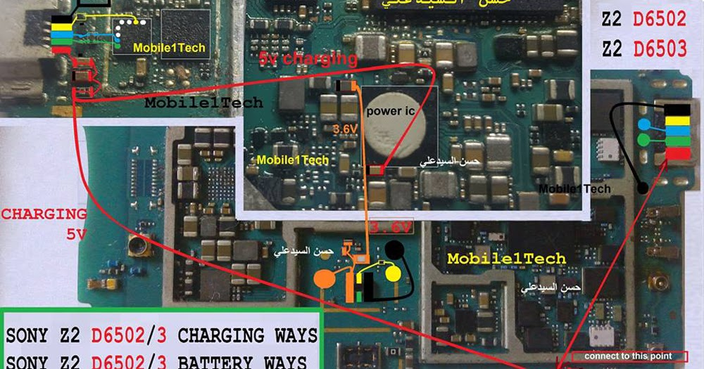 Sony Xperia Z2 Usb Charging Problem Solution Jumper Ways