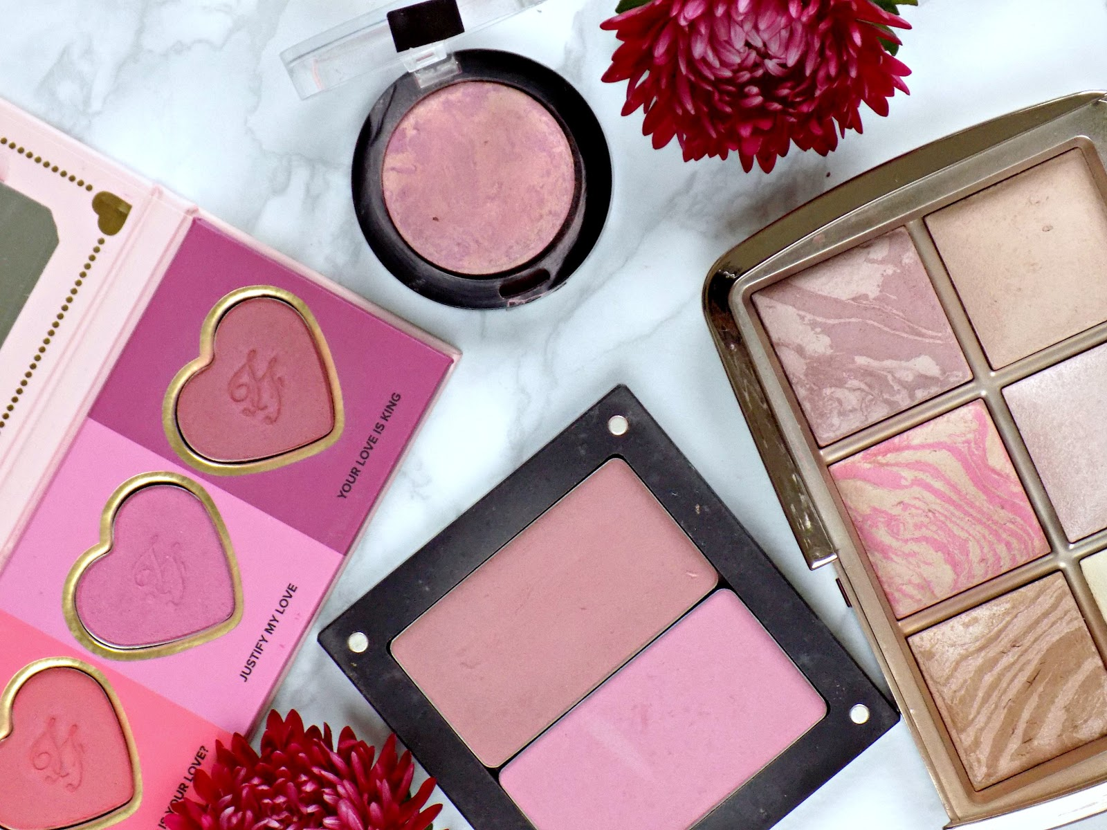 Mauve blushes for Autumn