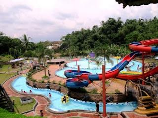 Wisata Edukasi Alam & Waterpark Cibalung Happy Land