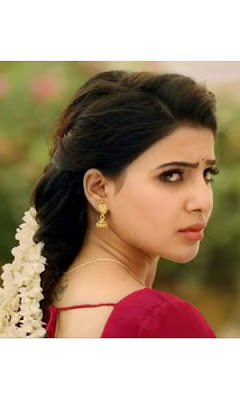 Samantha Akkineni Indian Telugu and Tamil Film Actress