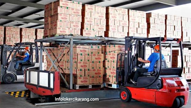 Lowongan Kerja Operator Forklift PT. Mayora Indah Tbk Bekasi