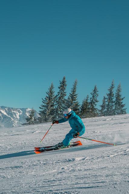 Skifahren in Saalfelden-Leogang  Entdecker im SalzburgerLand 08