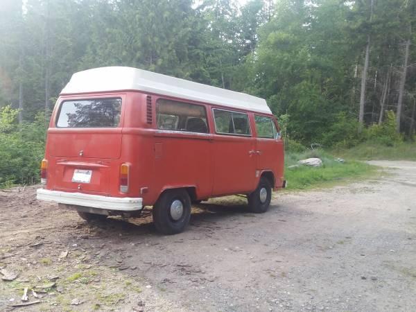 1973 Volkswagen Camper | vw bus wagon
