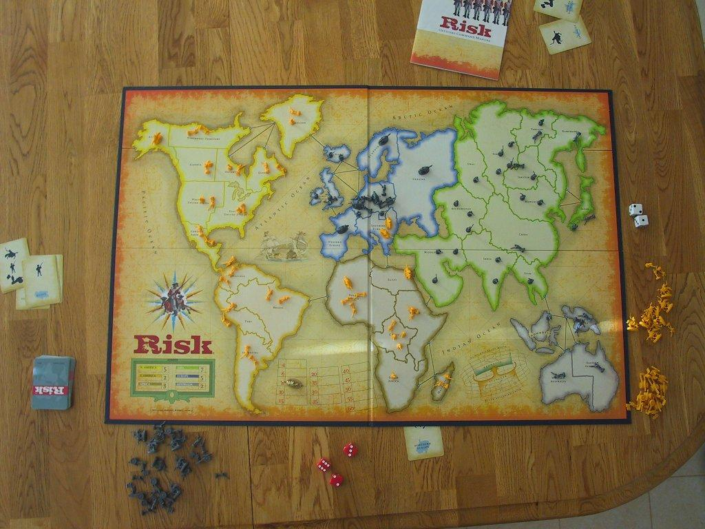The cool science dad risk board game bad geography gumiabroncs Choice Image