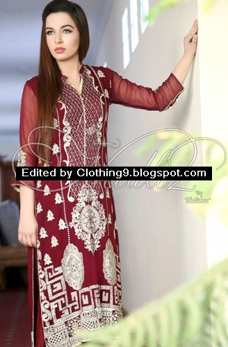 Formal Dresses Collection 2015 by Shalimar