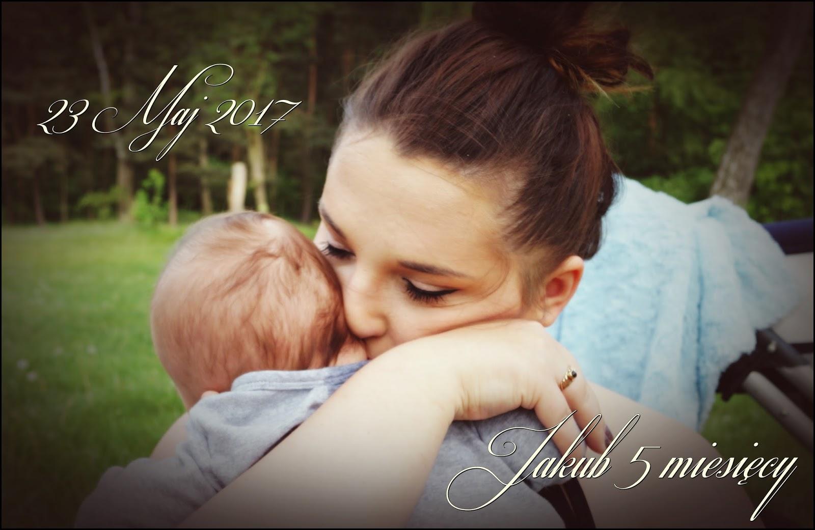 Moje 5 miesięcy bycia mamą