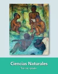 Libro de texto  Ciencias Naturales Tercer grado 2020-2021