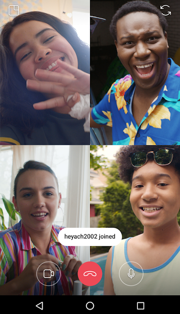 Cara Melakukan Grup Video Chat di DM Instagram  3