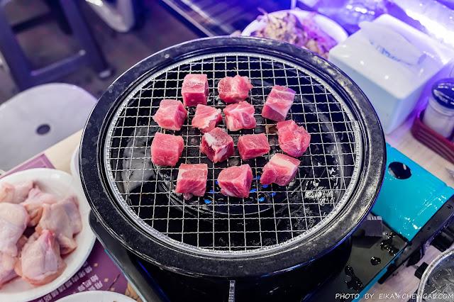 MG 9764 - 熱血採訪│台中第1間泰國流水蝦就在泰夯蝦!全台首創18米玻璃透明LED水道,還有熟食沙拉熱炒海鮮時蔬甜點冰淇淋吃到飽