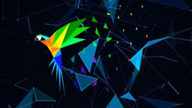 Parrot 4.6 Linux Distro para Hacker Ético