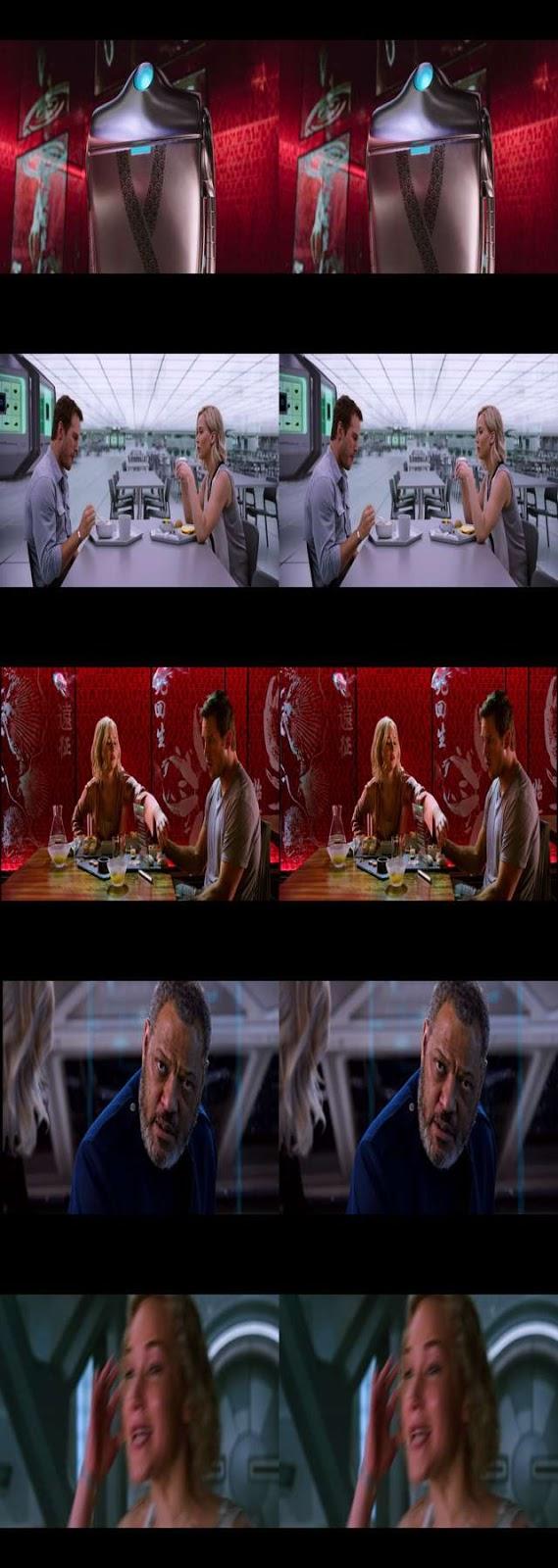 Pasajeros (2016) 3D SBS Latino