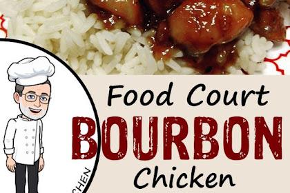 Bourbon Chicken Copycat Recipe
