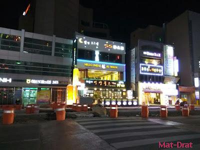 Tempat Makan Makanan Halal Busan Korea India Restaurant Al Waha