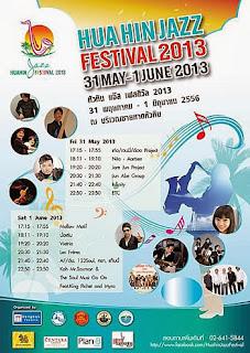 Hua Hin Jazzfestival