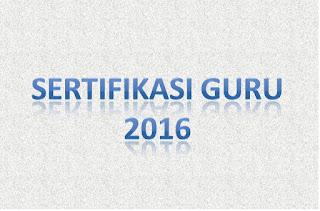 Jadwal dan Hasil PLPG Tahun 2016