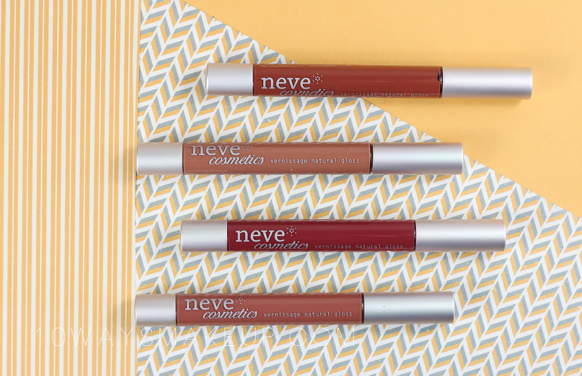 Neve Cosmetics Vernissage Private Collection
