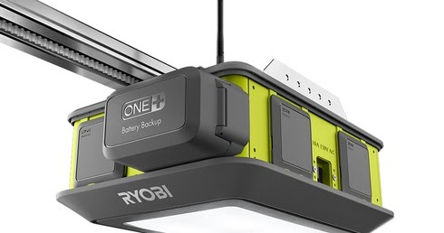 Garage door zone blog ryobi garage door opener more for Door zone garage doors
