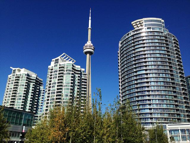 visiter Toronto CN Tower
