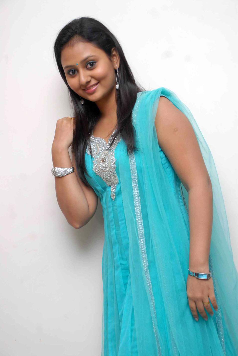 Kannada Heroine Amulya Latest Stills -9212