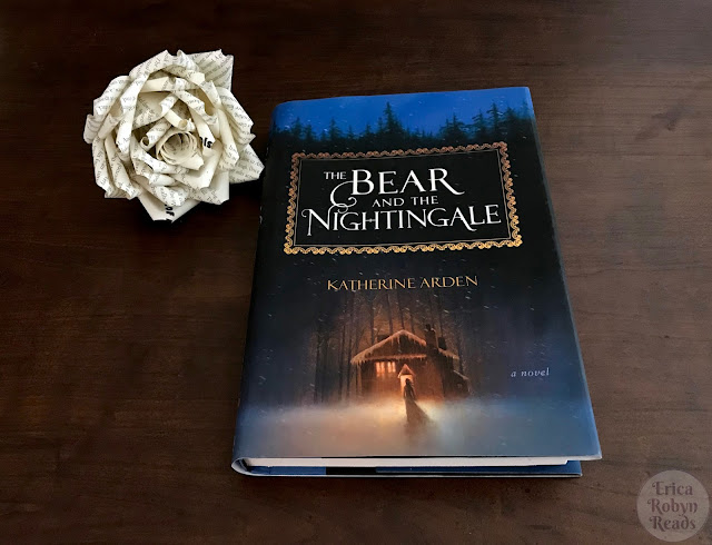 Book Review of The Bear and the Nightingale by Katherine Arden