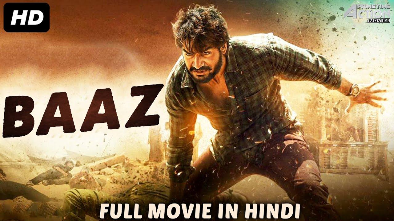 BAAZ (2019) Hindi Dubbed 720p HDRip 550MB