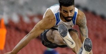 Triple jumper Arpinder Singh becomes first Indian to win medal in IAAF Continental Cup