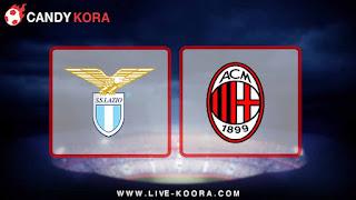 موعد مباراة لاتسيو وميلان 28-2-2018 كأس إيطاليا