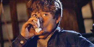 mikey walsh the goonies asthma inhaler One-Eyed Willy goonies never say die