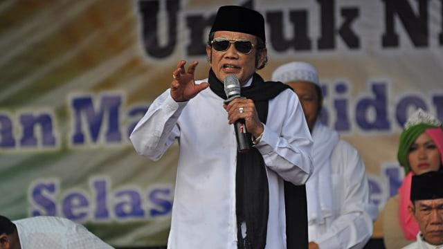 Di Kampanye Akbar Prabowo, Rhoma Sebut RUU PKS Akan Legalkan Z1na