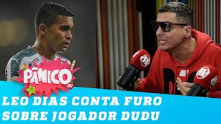 Leo Dias: Dudu, do Palmeiras, tem filho com garota de programa e foi perdoado pela mulher