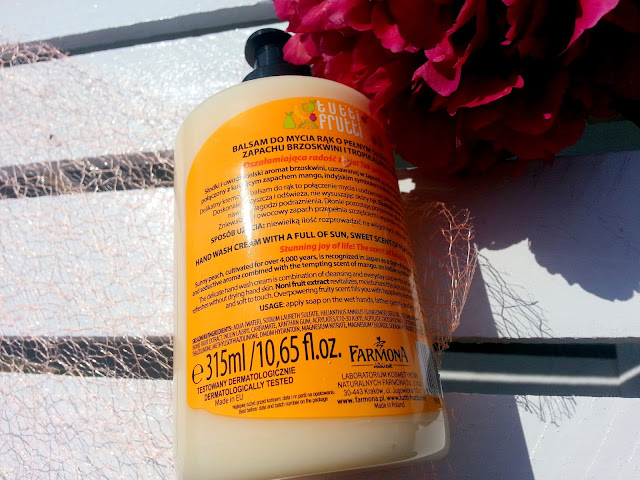 Czy balsam do mycia rąk od Farmony działa?