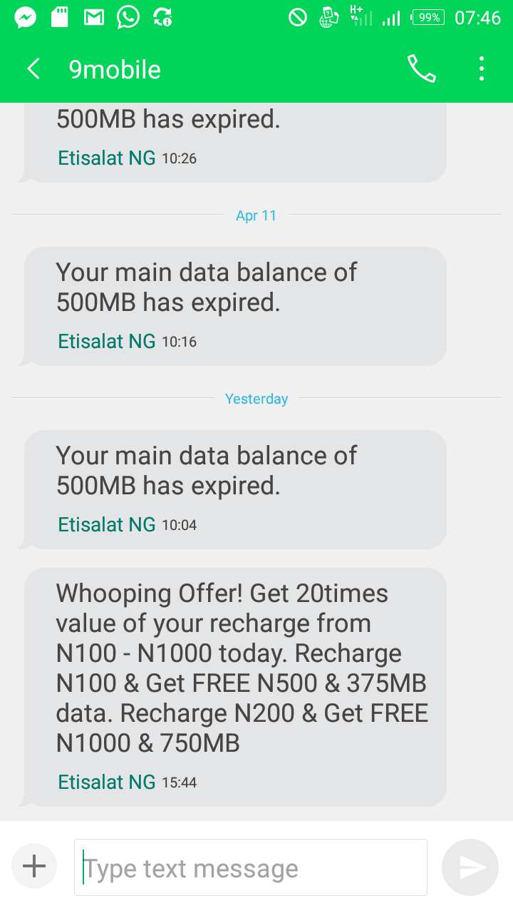 How to get 750MB and N1000 airtime with just N200 without any tweak