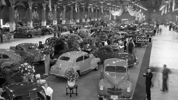 November 11 1939 worldwartwo.filminspector.com International Car Show New York City