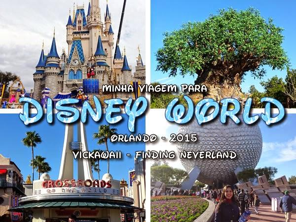 Roteiro Disney Epcot