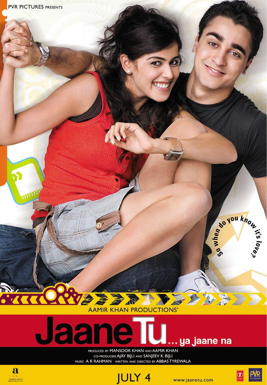 Jaane Tu Ya Jaane Na (2008) Hindi 450MB BluRay 480p